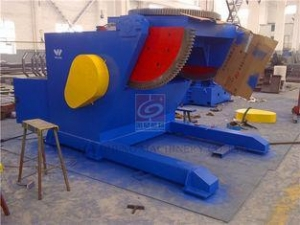 China Industry Pipe Rotary Welding Positioners Welding Turning Table on sale