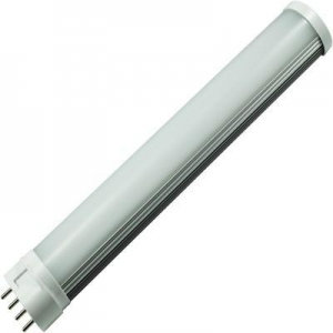 China Hot sale 12W 322mm 2G11 LED plug tube light on sale
