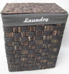 China Sea Grass/Rush Baskets 12082 Seagrass laundry basket on sale