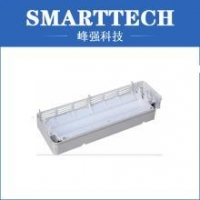 White ABS Office Product Air Conditioner Shell Plastic Mould
