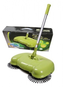 China YK-3034 360 degree rotation Hand-propelled sweeper YK-3034 on sale