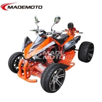 China CE Approved 12 inch alloy wheel 200CC ATV Equipped with Powerful water Cooling on sale