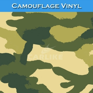 China HD073 Camouflage Car Wrap Vinyl Film on sale