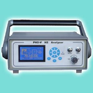 China PH2-M portable H2 purity analyzer on sale