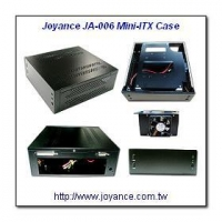 China JA-006 ITX SFF HTPC Case on sale