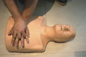 China KAS/CPR185 Adjustable Adults & Children CPR Manikin on sale