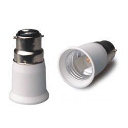 China B22-E27 lampholder adapter on sale