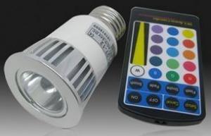 China 5W RGB LED spot light on sale