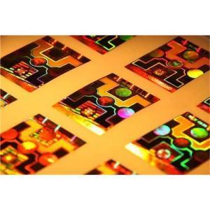 China Full Tamper-evident Hologram Label on sale