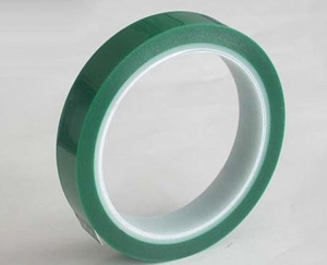 China 2MIL PET Silicone Tape(2MIL polyester high temperature masking tape) - HPE02 on sale