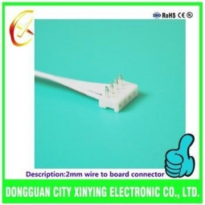 China factory OEM 2mm wire to board connector on sale