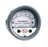 China Series 605 Magnehelic Differential Pressure Indicating Transmitter on sale
