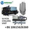 China Dairy Processing Line Use Water Cooled Glycol Chilling Unit For Milk Factory on sale