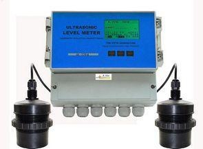 China GE-1204 Ultrasonic Differential Level Meter