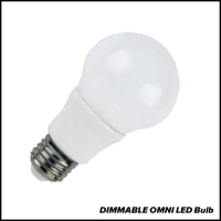 Fluorescent Tube DIMMABLE OMNI LED Bulb A60