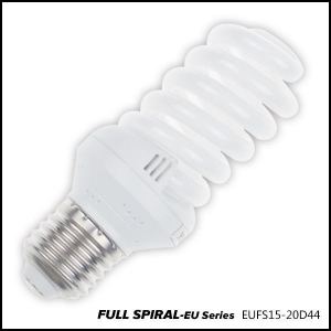 China Fluorescent Tube EU SERIES-EUFS15-20D44 on sale