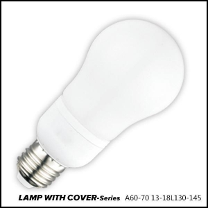 China Fluorescent Tube LAMP WITH COVER-Series-A60/A70/13-18L130/145 on sale