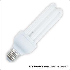 China Fluorescent Tube U SHAPE SERIES-3UT318-26D52 on sale