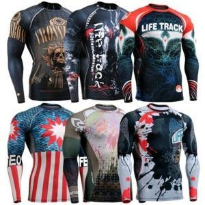 China Ghostwolf For Men Cycling shirts outdoor sports long sleeve Top Jersey on sale