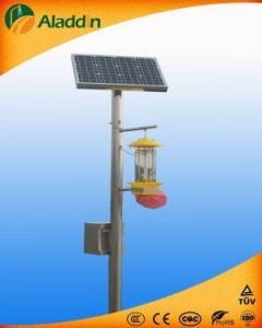 China solar mosquito killer lamp Solar Insecticidal Light on sale