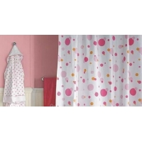 Oxford shower curtain fabric