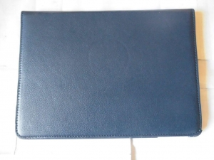 China ipad series case ipad air leather case rotate 360 degree on sale