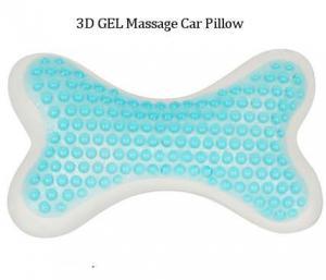 China 3D GEL Massage Car Pillow MS-0601 on sale
