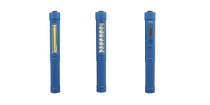 China ELM-8181 LED Magnetic Pen Flashlight on sale