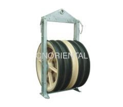 China four bundle conductors stringing pulley blocks on sale