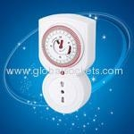 China 24 Hour Mechanical Timer on sale