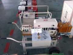 China fiber optic Cable opgw blowing machine on sale