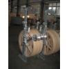 China overhead transmission line stringing block for sale