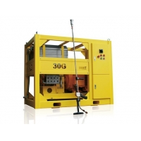 Cold Water/ Hot Water High Pressure Cleaning Machine