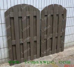 China WPC Application Gate on sale