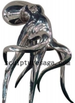Stainless Steel Sculpture S-001-25 stainless steel sculpture