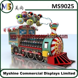China Indoor candy display kiosk cart cheap price on sale