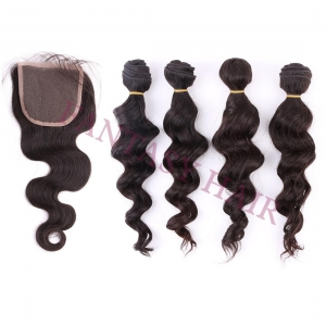 China 6A+ Brazilian curly weave unprocessed tangle free no shedding on sale