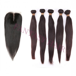 China Fantasy Hair factory 10A Brazilian hair extension sale by hair bundles on sale