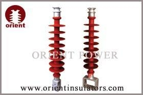 China Composite Insulator polymer cross arm insulator on sale