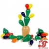 China Cactus wooden toys DIY toys Model No.: SY2012007006 for sale
