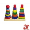 China Geometric stacker Model No.: SY2002 for sale