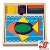 China Beginner Pattern Blocks Model No.: SY110915-2 for sale