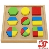 China Geometric blocks Model No.: SY1002 for sale