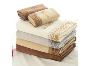China Printed Cotton Bath Towel on sale