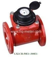 China woltman water meter LXLCR-50E1~300E1 on sale