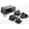 China EA1030AR Series - 25W Single Output Interchangeable AC Plug Adapter for sale