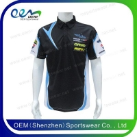 Polo High quality sublimated custom polo shirt men