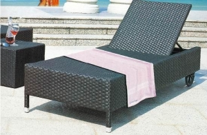 China plastic beach chaise lounge chairs (FT-2003) on sale