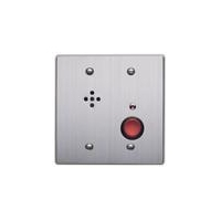 Intercom Systems Outdoor Panic Vandal Resistant Remote Sub-Station