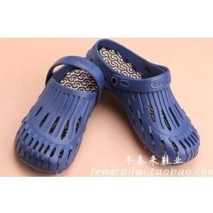 China fashion mens massage Clogs on sale